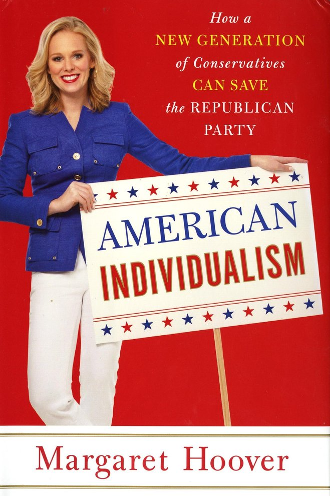 book cover: American Individualism