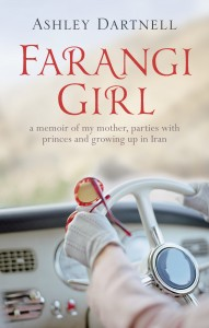 Farangi Girl book cover