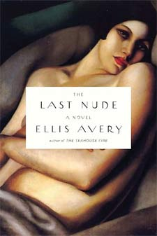 book cover: the last nude